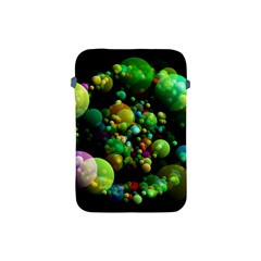 Abstract Balls Color About Apple Ipad Mini Protective Soft Cases by Nexatart