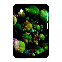 Abstract Balls Color About Samsung Galaxy Tab 2 (7 ) P3100 Hardshell Case