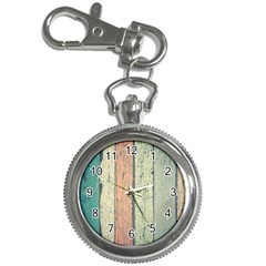 Abstract Board Construction Panel Key Chain Watches