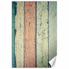 Abstract Board Construction Panel Canvas 20  x 30