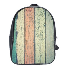 Abstract Board Construction Panel School Bags (xl)
