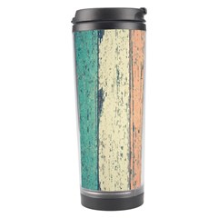 Abstract Board Construction Panel Travel Tumbler by Nexatart