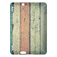 Abstract Board Construction Panel Kindle Fire Hdx Hardshell Case