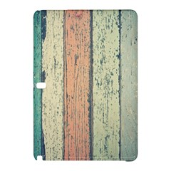 Abstract Board Construction Panel Samsung Galaxy Tab Pro 12 2 Hardshell Case by Nexatart