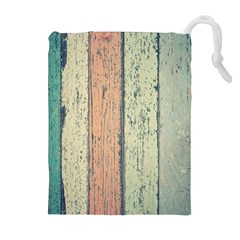 Abstract Board Construction Panel Drawstring Pouches (extra Large) by Nexatart