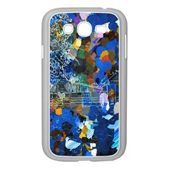 Abstract Farm Digital Art Samsung Galaxy Grand Duos I9082 Case (white)