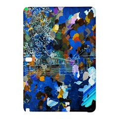 Abstract Farm Digital Art Samsung Galaxy Tab Pro 12 2 Hardshell Case