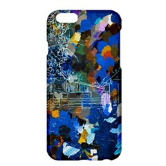 Abstract Farm Digital Art Apple Iphone 6 Plus/6s Plus Hardshell Case