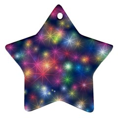Abstract Background Graphic Design Ornament (star)