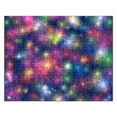 Abstract Background Graphic Design Rectangular Jigsaw Puzzl