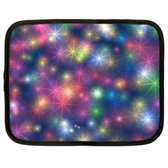 Abstract Background Graphic Design Netbook Case (xl)