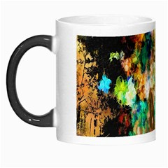 Abstract Digital Art Morph Mugs