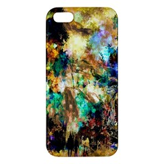 Abstract Digital Art Iphone 5s/ Se Premium Hardshell Case