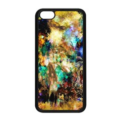 Abstract Digital Art Apple Iphone 5c Seamless Case (black)