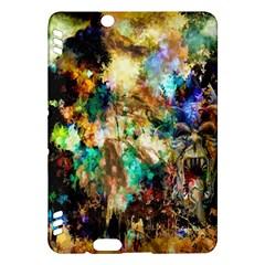 Abstract Digital Art Kindle Fire Hdx Hardshell Case