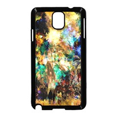 Abstract Digital Art Samsung Galaxy Note 3 Neo Hardshell Case (black) by Nexatart