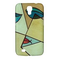 Abstract Art Face Samsung Galaxy Mega 6 3  I9200 Hardshell Case
