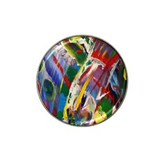 Abstract Art Art Artwork Colorful Hat Clip Ball Marker
