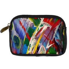 Abstract Art Art Artwork Colorful Digital Camera Cases
