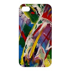 Abstract Art Art Artwork Colorful Apple Iphone 4/4s Hardshell Case
