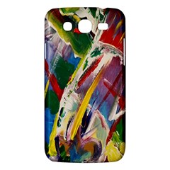 Abstract Art Art Artwork Colorful Samsung Galaxy Mega 5 8 I9152 Hardshell Case  by Nexatart