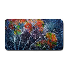 Abstract Digital Art Medium Bar Mats by Nexatart