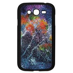 Abstract Digital Art Samsung Galaxy Grand Duos I9082 Case (black) by Nexatart