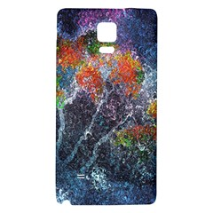 Abstract Digital Art Galaxy Note 4 Back Case by Nexatart