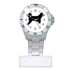 Kbd Silo Color Plastic Nurses Watch by TailWags