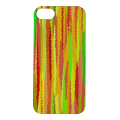 Paint Traces                                                			apple Iphone 5s Hardshell Case by LalyLauraFLM