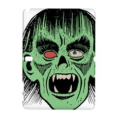 Zombie Face Vector Clipart Galaxy Note 1