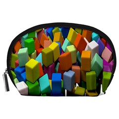Cubes Assorted Random Toys Accessory Pouches (large)