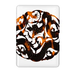 Ornament Dragons Chinese Art Samsung Galaxy Tab 2 (10 1 ) P5100 Hardshell Case  by Nexatart