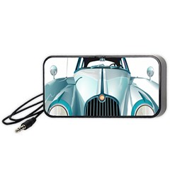 Oldtimer Car Vintage Automobile Portable Speaker (black)