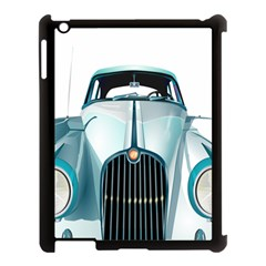 Oldtimer Car Vintage Automobile Apple Ipad 3/4 Case (black)
