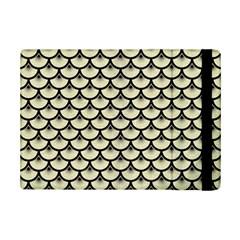 Scales3 Black Marble & Beige Linen (r) Apple Ipad Mini 2 Flip Case by trendistuff