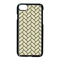 BRK2 BK-MRBL BG-LIN (R) Apple iPhone 7 Seamless Case (Black)