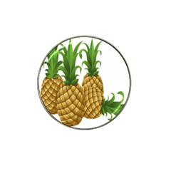Pineapples Tropical Fruits Foods Hat Clip Ball Marker