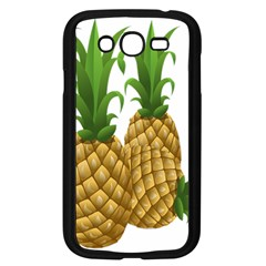 Pineapples Tropical Fruits Foods Samsung Galaxy Grand Duos I9082 Case (black) by Nexatart