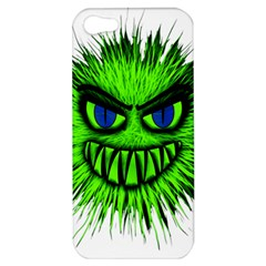 Monster Green Evil Common Apple Iphone 5 Hardshell Case