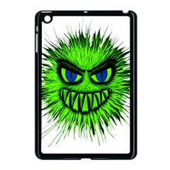 Monster Green Evil Common Apple Ipad Mini Case (black) by Nexatart