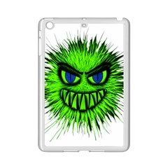 Monster Green Evil Common Ipad Mini 2 Enamel Coated Cases