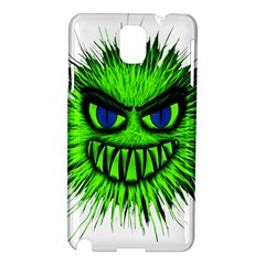 Monster Green Evil Common Samsung Galaxy Note 3 N9005 Hardshell Case