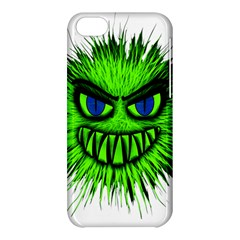 Monster Green Evil Common Apple Iphone 5c Hardshell Case