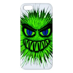 Monster Green Evil Common Iphone 5s/ Se Premium Hardshell Case