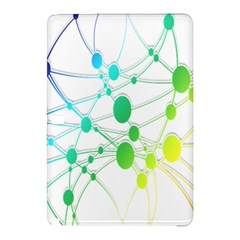 Network Connection Structure Knot Samsung Galaxy Tab Pro 10 1 Hardshell Case