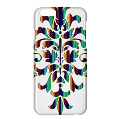 Damask Decorative Ornamental Apple Iphone 6 Plus/6s Plus Hardshell Case