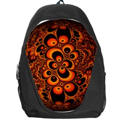 Fractals Ball About Abstract Backpack Bag