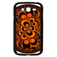 Fractals Ball About Abstract Samsung Galaxy Grand Duos I9082 Case (black)