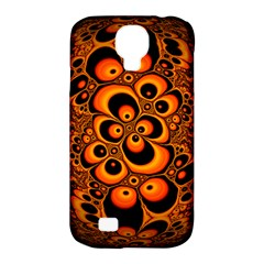 Fractals Ball About Abstract Samsung Galaxy S4 Classic Hardshell Case (pc+silicone)